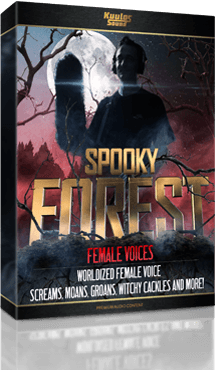 Spooky Forest: Female Voices